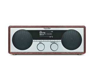 Technisat DigitRadio 450 Dab+ FM Internet + bluetooth WOOD
