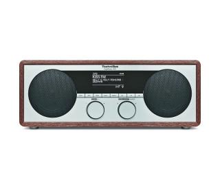 Technisat DigitRadio 450 Dab+ FM Internet + bluetooth WOOD