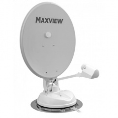 Maxview Twister 65cm Handmatig satellietsysteem single LNB