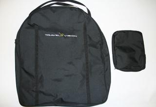 TravelVision R6 80cm opbergtas incl. etui