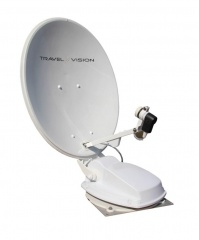TravelVision TVA65 volautomatische schotelantenne