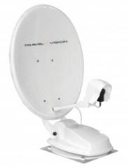 TravelVision TVA80 connect Auto SKEW  vol automatische schotelantenne