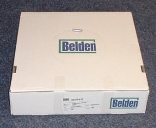Belden H-125 satellietcoax wit